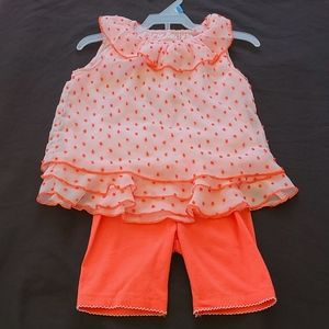 24 month girls outfit